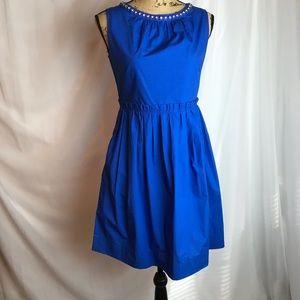 J Crew Crewcuts Jewel Neckline Dress #01503